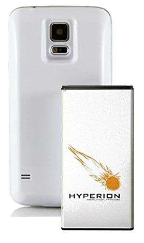 Hyperion Samsung Galaxy S5 Sv Smg900 5600mah Extended Battery With Nfc Google Wallet Capability And Back Cover Co In 2020 Samsung Galaxy S5 Google Wallet Galaxy S5