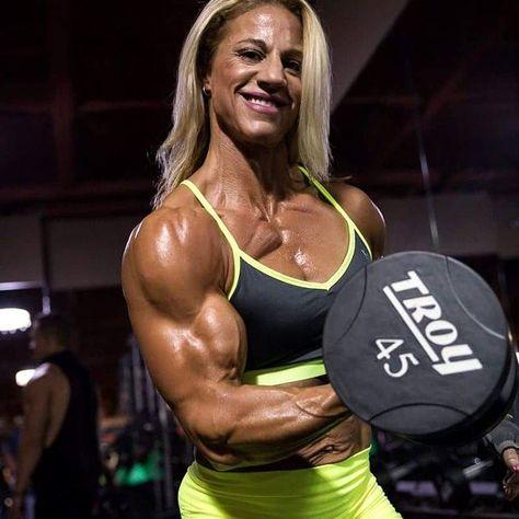 Jennifer Olsem Louwagie | Muskulöse frauen, Frau