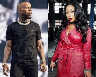 Rapper Tory Lanez Arrested On Gun Charge After House Party Fight Leaves Megan Thee Stallion Hospitalized Welcome To Mkmail News Blog