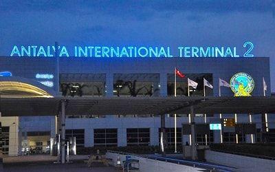 مطار أنطاليا الدولي في أنطاليا تركيا Screenshots Desktop Screenshot