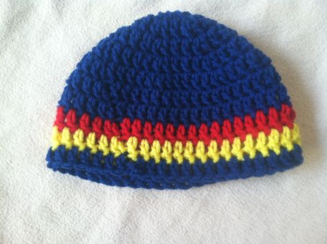 35e9b651744 Basic Beanie Free Crochet Pattern – Family Bugs Crochet Designs ...