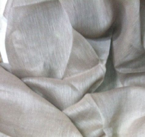 DONGHIA LINEN SUMMER SQUALL FABRIC 4 1/3 yards #DONGHIALINENFABRIC