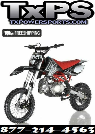 New Arrival Apollo Db X14 125cc Dirt Bike Semi Auto Double Spar Frame With Images 125cc Dirt Bike Bike Pit Bike