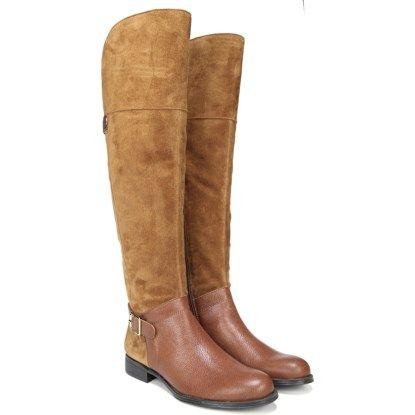 Naturalizer January Wide Calf Boot   Botas