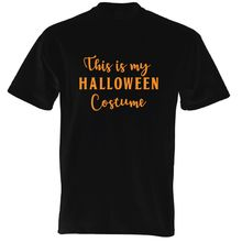 This is My Halloween Costume T-Shirt | Syra Clothing – SYRA Clothing