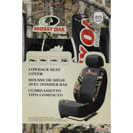 Superb Mossy Oak Break Up Country Camo Low Back Seat Cover Unemploymentrelief Wooden Chair Designs For Living Room Unemploymentrelieforg