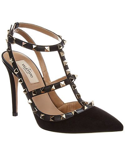 Gilt   Valentino rockstud shoes