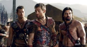 Spartacus: War of the Damned saison 3 épisode 4: la promo de Decimation | TVQC
