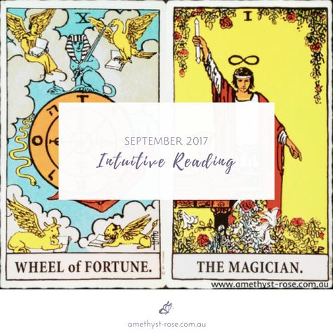 The September #IntuitiveReading has been posted on our blog :) 💜 Vanda xx #MonthlyEnergies #MonthlyReading #EnergyReading #TarotNumerology #Tarot #TarotReadings #InsightsFromTheTarot #WisdomOfTheTarot #ReadingsWithVanda #IntuitiveReadings #IntuitiveTarot #EmailReadings #WorldwideReadings #healing #HealingWithTheTarot #InnerWork #SelfDevelopment #PersonalGrowth #empowerment #intuitive #SelfEmpowerment #PsychicReadings #HealingJourney #HealingJourneyToWholeness #WheelOfFortune #TheMagician