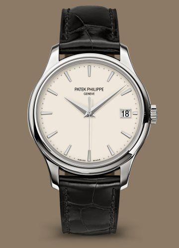 Patek Philippe Calatrava Ref 5227g 001 White Gold Uhren