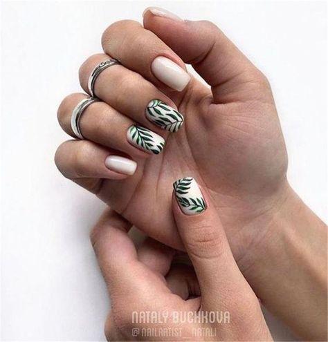 Trendy And Catchy Summer Nail Designs You Need To Try This Summer; Summer Nails; Summer Nail Designs; Trendy Summer Nails; Catchy Nail Art; Summer; Bright Color Nails; Cute Summer Nails; Animal Nail Art Designs; Tropical Summer Nails; #NailDesignssummer
