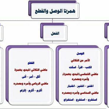 الفرق بين همزة الوصل والقطع والفرق بينهما Teach Arabic Arabic Language Language