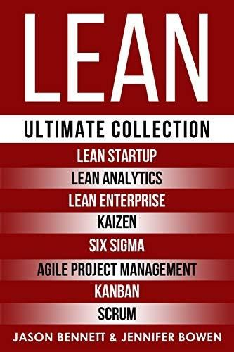 Pdf Download Lean Ultimate Collection Lean Startup Lean