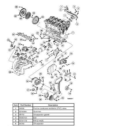 Ford Escape Wiring Diagrams - Wiring Schematics on