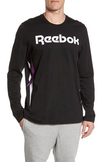 Reebok Classic Vector Logo Long Sleeve