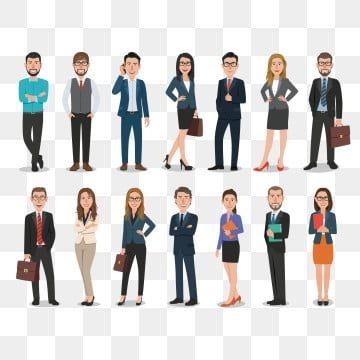 Negocios Png Images Vetores E Arquivos Psd Download Gratis Em Pngtree Woman Illustration Female Characters Business Women
