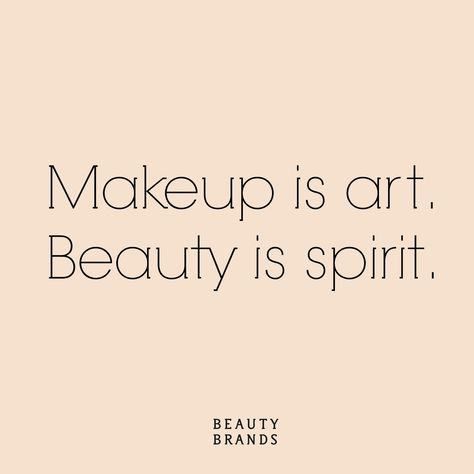 Makeup is art. Beauty is spirit If you love beauty and looking great, check out our beauty canvas wrap range - click that link!
