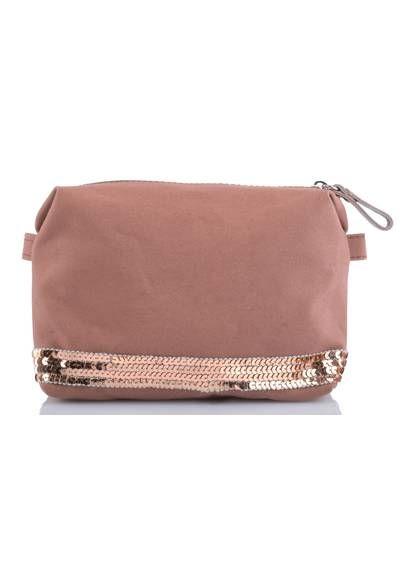 58ce3447aeb VANESSA BRUNO - Trousse cosmétique à paillettes 7 | Vanessa Bruno | Vanessa  bruno bag, Couture sac et Patron couture