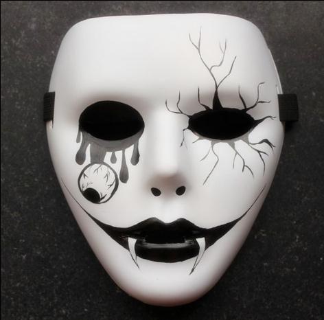 80 Mascaras De Terror Assustadoras Para Halloween Como Fazer A