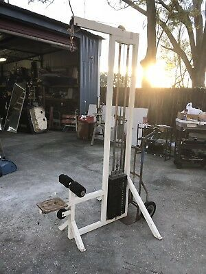 weight machines for sale used