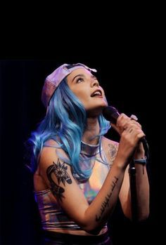 The Official Site for Halsey.