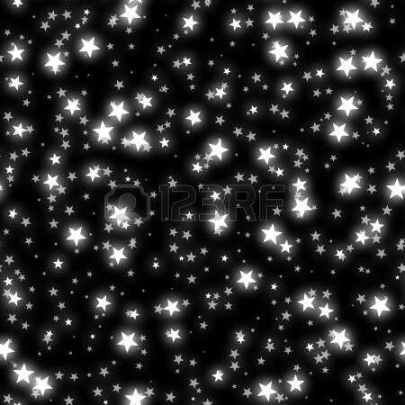 White Glowing Stars Wallpaper Star Wallpaper Photo Wall Wallpaper