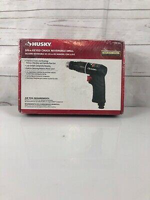 Husky 3 8 Keyed Chuck Reversible Drill Air Tool 2000 Rpm 988900 H4310 New Ebay Air Tools Drill Husky