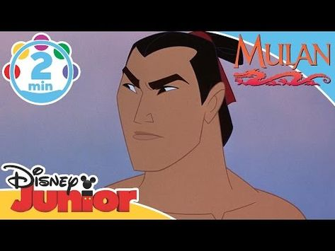 Meaning behind i ll make a man outta you mulan jr