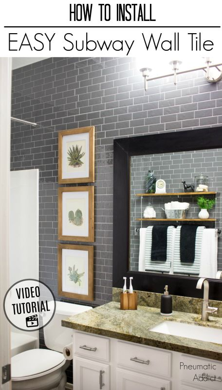 How To Cover Wall Tiles In Kitchens