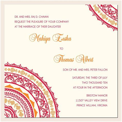 Wedding Invitation Cards Wedding Reception Invitation Wording Indian Wedding Invitation Cards Hindu Wedding Invitations