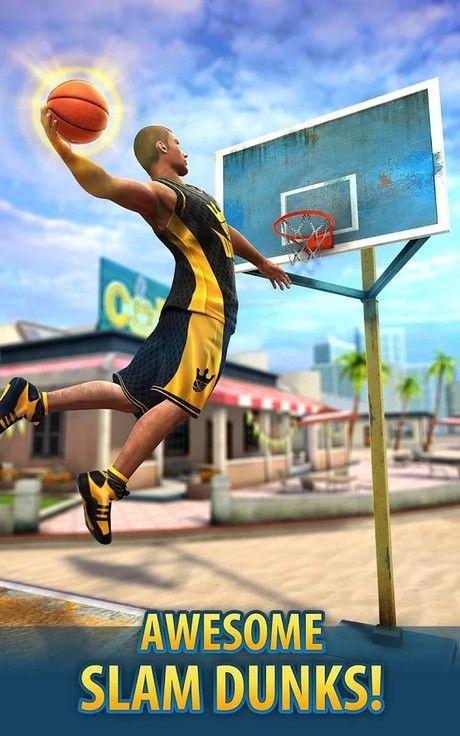 لعبة نجوم كرة السلة Basketball Stars مهكرة للاندرويد أحدث إصدار 1 23 0 تجميد الخصم الفوز دائما مانع ال Basketball Star Basketball Online Multiplayer Games