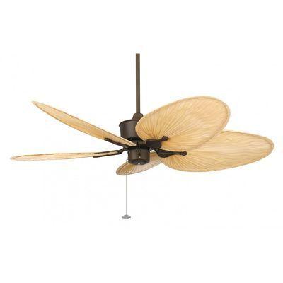Ventilateur De Plafond Islander 132cm Bronze Palmier Fanimation Ventilateur Plafond Plafond Ventilateur Plafond Design