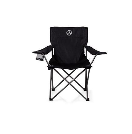Brilliant Genuine Mercedes Benz Travel Camp Folding Outdoor Chair Gmtry Best Dining Table And Chair Ideas Images Gmtryco