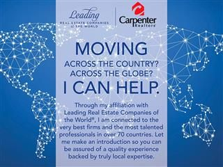 Wherever You Might Be Moving Or Know Someone Who S Moving I Can Help With My Leading Real Estate Compani Real Estate Real Estate Companies Real Estate Advice