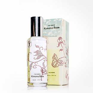 Thymes Kimono Rose is one of the very few fragrances I like