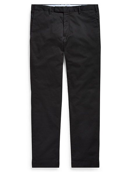 d92a2e68664b Polo Ralph Lauren - Stretch Slim Fit Twill Pant