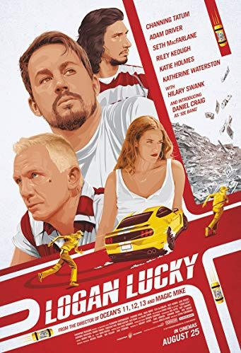 Logan Lucky 2017 Películas Completas Peliculas Riley Keough
