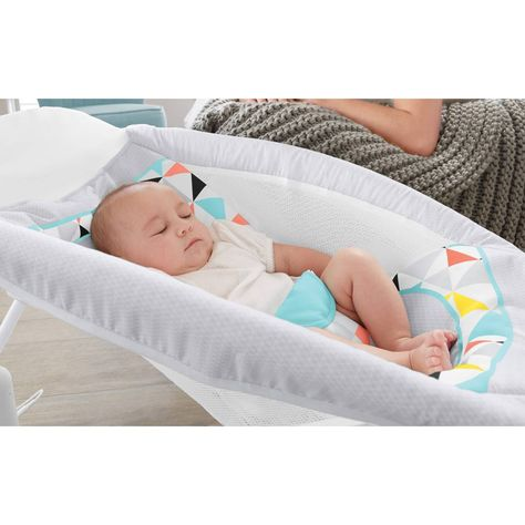 Product Image For Fisher Price Newborn Auto Rock N Play Sleeper 1
