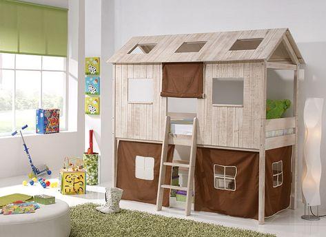 Scale Per Letti A Castello Ikea.Letti A Castello Per Bambini E Una Soluzione Divertente Con