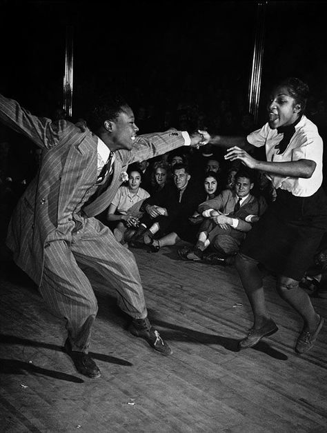 Cornell Capa Savoy Ballroom, Harlem, New York, 1939 Russell Williams and Connie Hill doing the Lindy Hop at the Savoy Ballroom about Lindy Hop, Shall We Dance, Lets Dance, Bailar Swing, Harlem New York, Harlem Nyc, Harlem Shake, Swing Dancing, Ballroom Dancing
