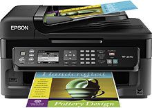 Epson Wf 2340 On Sale Best Buy Will Match Amazon Prices 99