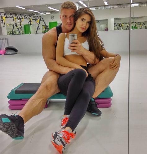 fitwoman #fitcouple #fitness...