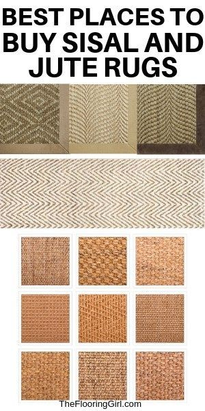 Sisal And Jute Rugs What S The