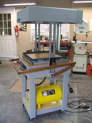 Plastic Vacuum Forming Machine | Vacuum Forming Machine ...