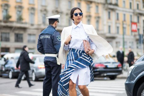 Street Style: Milan Fashion Week Fall 2015