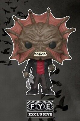 Funko Pop Jeepers Creepers Creeper Fye Exclusive Preorder Nm