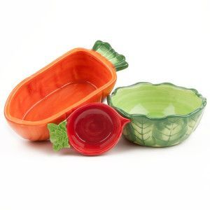 Most Hamster Owners Prefer Ceramic Bowls Like These For Their