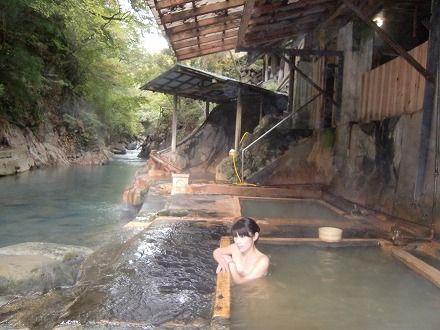 ボード 温泉 のピン