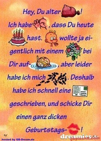 Pin On Geburtstag