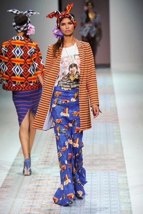 STELLA JEAN, Spring/Summer 2014 (Milan Fashion Week)  L'Entre-Deux by FASHIZBLACK.com
